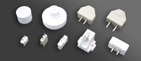 Ceramic lighting apparatuses