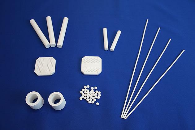 Micro Porous Alumina Ceramics, Nano porous ceramics