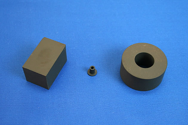 N-9B アルミナ99%黒色