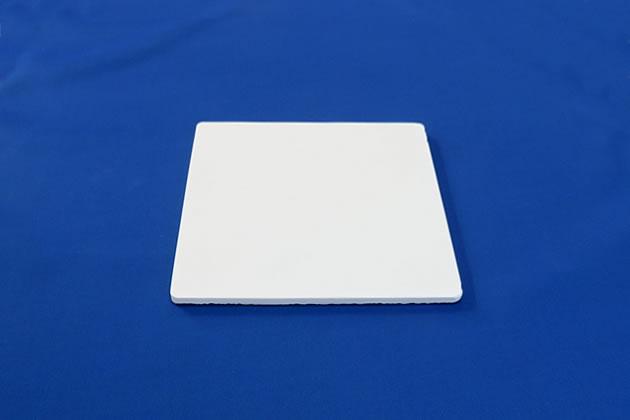 N-99A アルミナ99% 白色セラミックス