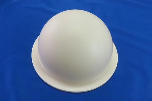 Plasma proof Bell-Jar for CVD Material N-999S