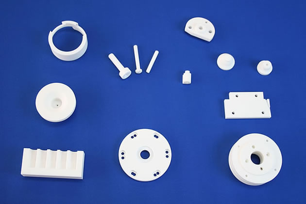 Machinable ceramic