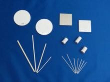Low dielectric loss ceramics for high frequency applications