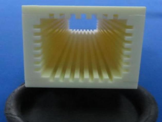 We produce the alumina frame for metal heat treatment
