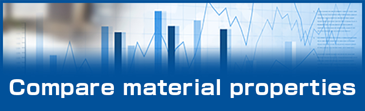 Compare material properties