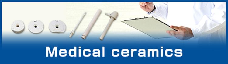 Medical ceramics