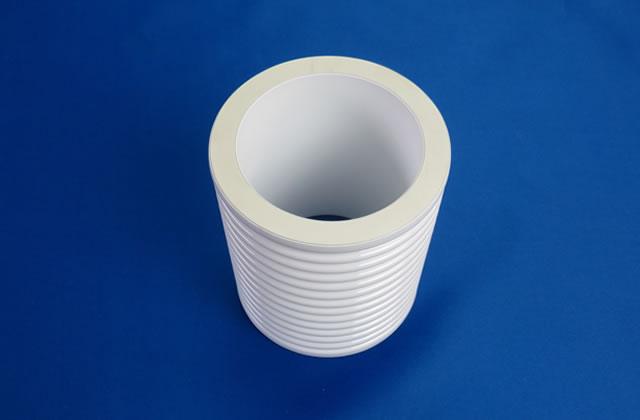 Ceramic parts of vacuum interrupter