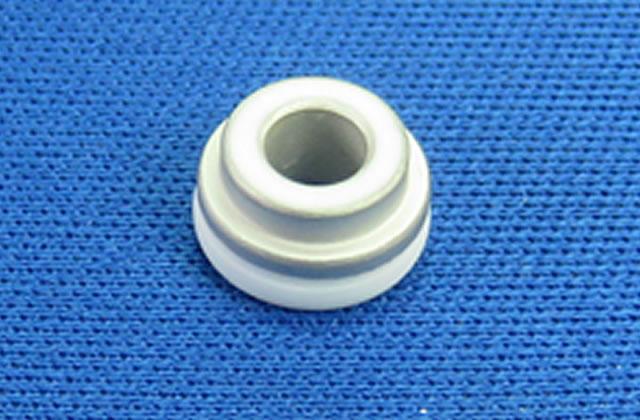 Ceramic parts for vacuum feedthrough